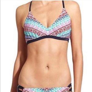Athleta Moxie Low Tide Bikini Top & Bottom